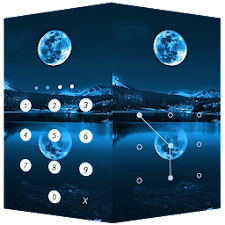 Applock Theme Moon