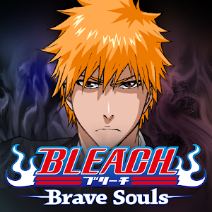 Cover art BLEACH Brave Souls
