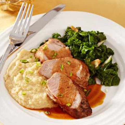 Pork Tenderloin And Grits Recipes | Yummly