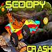 Scooby dog Crash Racing Icon