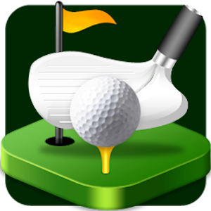 Golf GPS Range Finder & Score