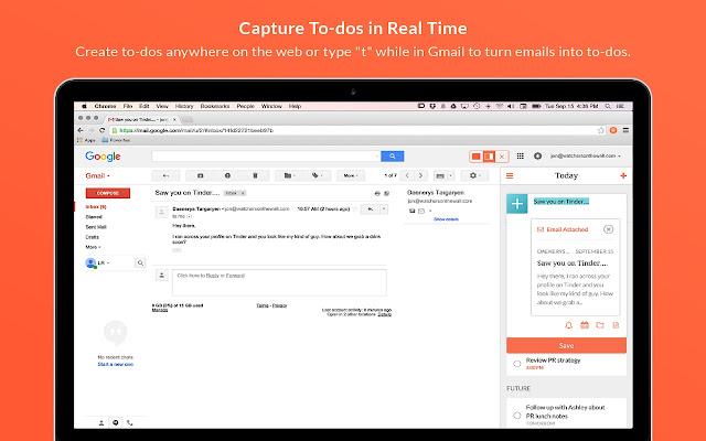 Handle for Gmail & Google Apps Screenshot