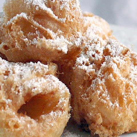Lychee Fritters