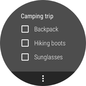 Google Keep APK screenshot thumbnail 11