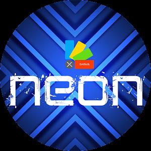 Cover art XNeon-Blue-Xperia Theme