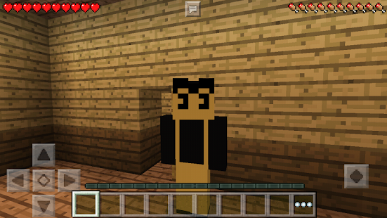Skins for MCPE for Bendy and the Ink Machine