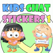 Kids Chat Stickers