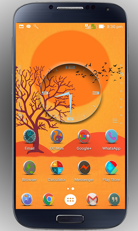 3D-3D - icon pack Screenshot