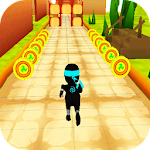 Temple ninja run 3D 1.00 Apk