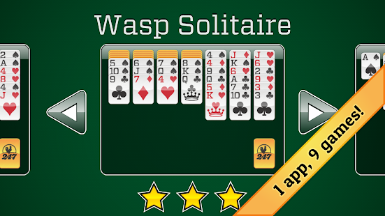 247 Solitaire + Freecell PRO- screenshot thumbnail