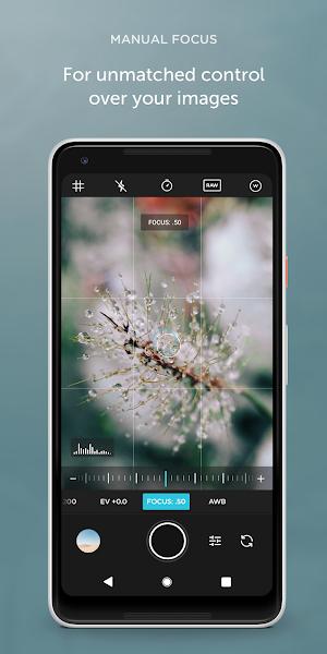 Moment - Pro Camera Screenshot Image
