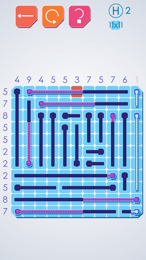 Thermometers Puzzles screenshot 4
