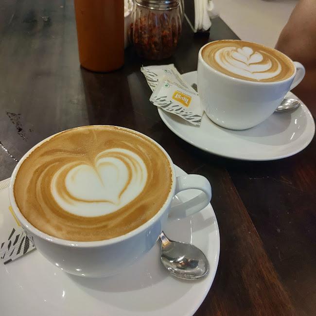 Bilal Hasan at Love Over Coffee, Tonk Road, Jaipur photos