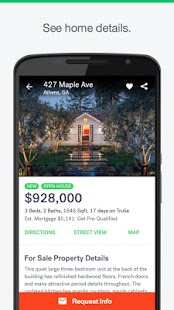Trulia Real Estate & Rentals Screenshot