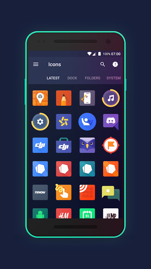 Cornie Icons Screenshot 6