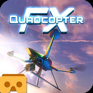 Cover art Quadcopter FX Simulator Pro