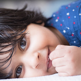 Innocent Eyes by Majid Uppal - Babies & Children Children Candids