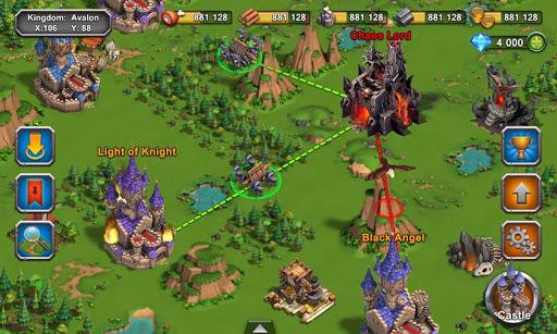 Infinity Sword screenshot 4