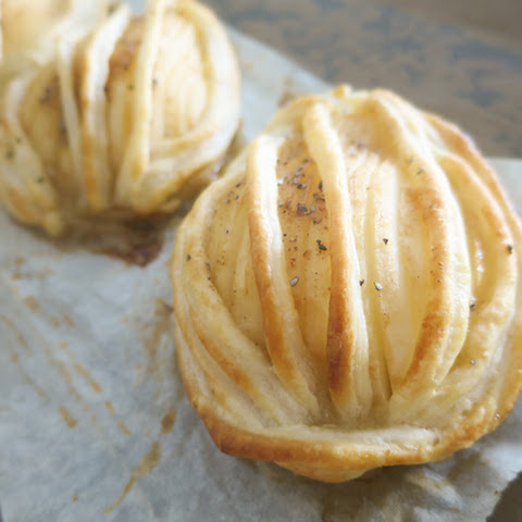 Pear Pastry Pockets