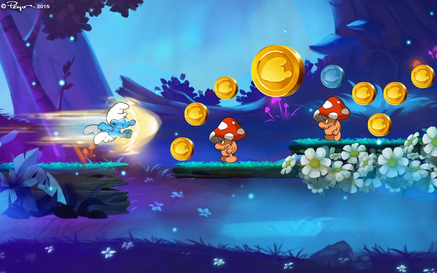 Smurfs Epic Run Screenshot 8