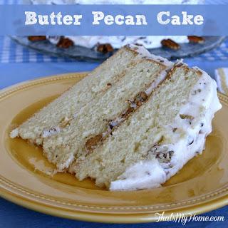 Buttermilk Butter Pecan Cake Recipes