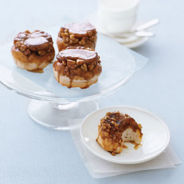 Quick Sticky Buns Recipe | Yummly