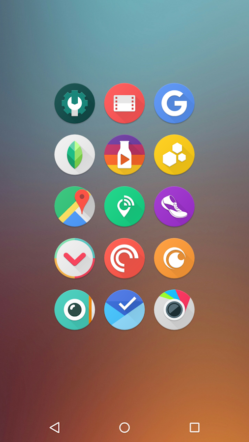 Dives - Icon Pack Screenshot 6