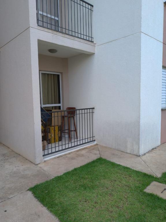 Apartamento à venda, 51 m² por R$ 205.000,00 - Vila Inema - Hortolândia/SP