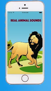 Animals Real Sounds - screenshot