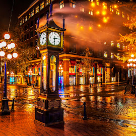 Gastown  by Peter Murphy - City,  Street & Park  Historic Districts