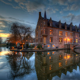 TerWorm castle by Niki Feijen - Buildings & Architecture Office Buildings & Hotels ( hdr, style.castle, ratcliff, trey )