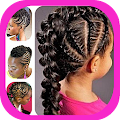 Download Black Girl Braids Hairstyle APK to PC