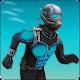 Shadow Ant Hero Crime City War