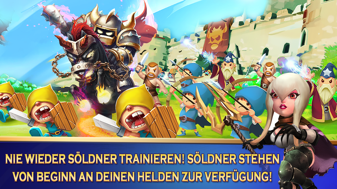 Clash of Lords 2: Ehrenkampf Screenshot 3