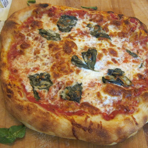A Versatile Basic Pizza Dough