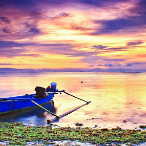 Nothing sunrise by Dede GreenHolic - Landscapes Waterscapes ( nature, seascape )