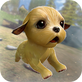 Download Dog Puppy Walk in the Park APK on PC