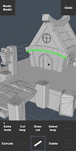 3D Modeling App - Sketch, Design, Draw & Sculpt for pc