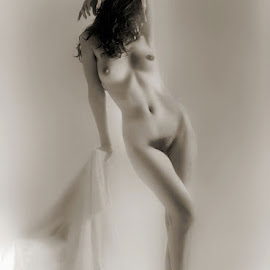 Grazie by Mino Taurus - Nudes & Boudoir Artistic Nude ( studio, erotic, body, perfection, nude, female, woman, beauty )