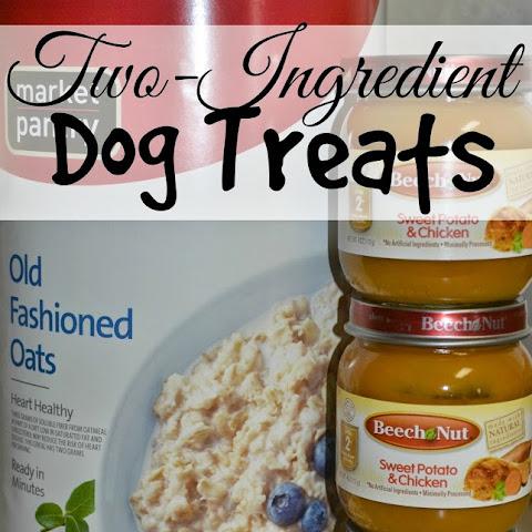 Peanut Butter Dog Treats Allrecipes