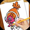 Learn to Draw Trolls