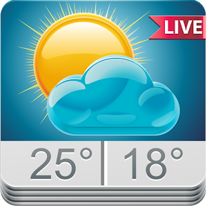 Weather Live 3D Phone 2017