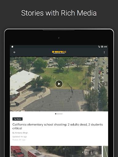 WAFB Local News screenshot 8