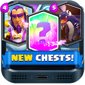 New Chest Clash Royal Free Icon