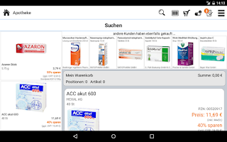 Screenshot of Pharmacy