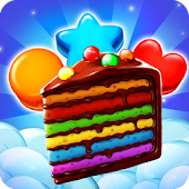 Cookie Crush : New Match 3 Puzzle