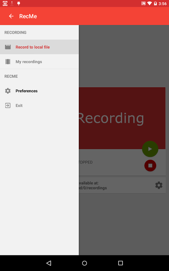 RecMe Free Screen Recorder Screenshot 14