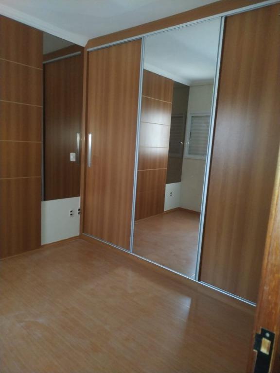 Apartamento com 3 dormitórios à venda, 78 m² por R$ 350.000 - Parque Fabrício - Nova Odessa/SP