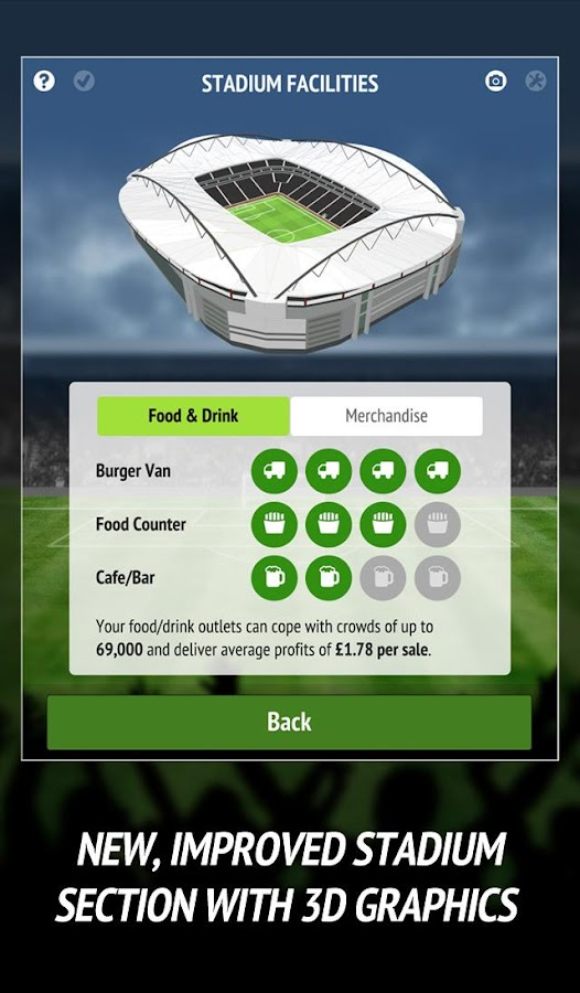 Football Chairman Pro Screenshot 2