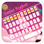 Sweet Rocket Emoji Keyboard 1.0.3 Apk